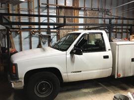 1996 Chevrolet 3/4 ton Pick up