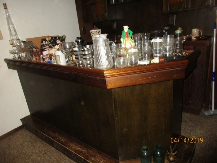 BAR ITEMS