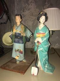 Hakata Urasaki dolls