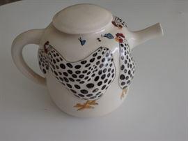 Animals & Company teapot