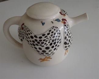 Animals & Company teapot