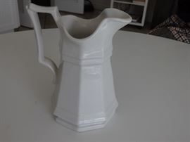 Red Cliffe Ironstone pitcher