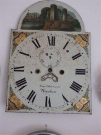 19th Century Clockface