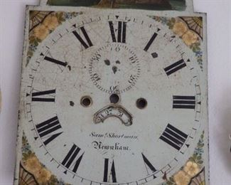 19th Century Clockface