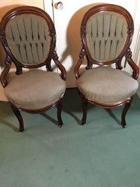 Chairs Antique Vintage
