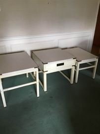 Accent Tables  3 Tables