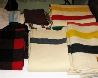 pendleton blankets are both SOLD other blankets still for sale