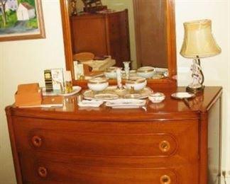 Berkey dresser with mirror  BUY IT NOW  $175.00