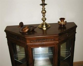small curio  BUY IT NOW  $ 65.00