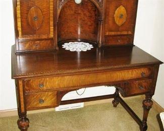 Mechanics Furniture antique desk                                                      BUY IT NOW  $ 585.00