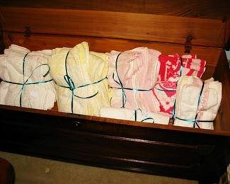 vintage towel sets
