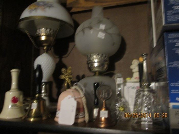 misc bells lamps