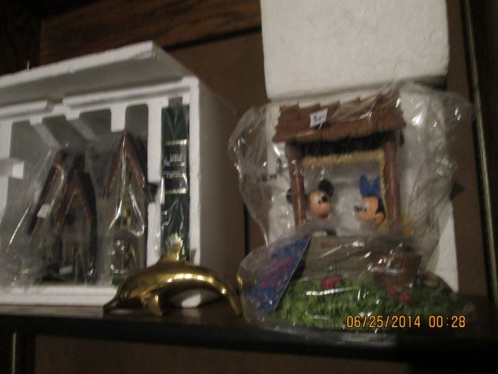 disney store and other misc figurines