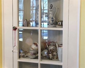 China & porcelain collectibles