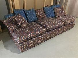 Mid century style day bed couch