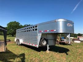 Cattle trailer 2018
