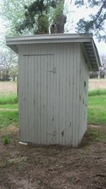 The Outhouse - It really is for sale