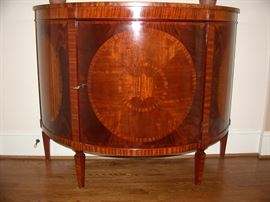 Commode Demi Lune by Baker Furniture