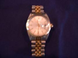 Men Oyster Rolex watch