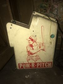 Pitching machine