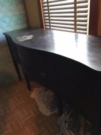 "Buffet Table, 66"" long x 22"" deep x36"" high"