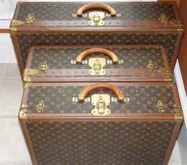 Authentic Louis Vuitton Luggage