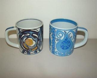 Royal Copenhagen mugs