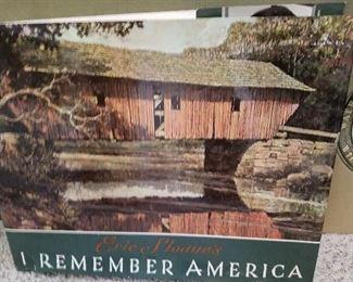 Eric Sloan's I Remember America book