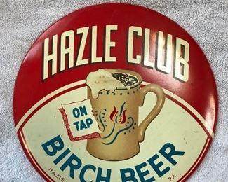 Hazle Club Birch Beer