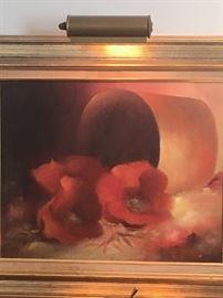 Jenkins Original oil painting 20 x 15