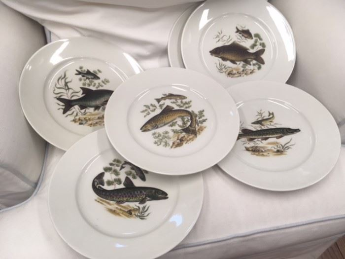 Fisherman Dinnerware