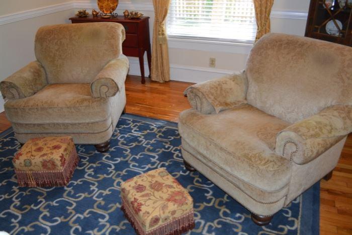 Flexsteel Armchairs, nice