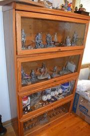 Oak Lawyer's Bookcase