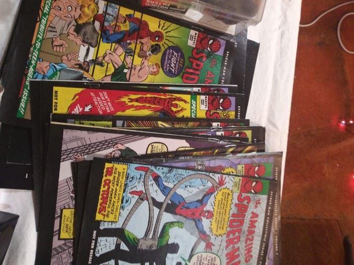 reproduction comic books