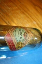 Antique Cantrell and Cochrans Ginger Ale Bottles