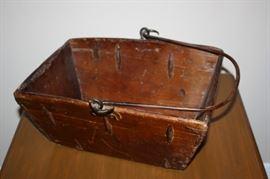 Antique Produce carrier