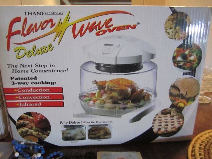 OVEN NEW IN BOX