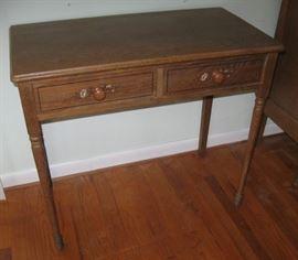 Antique desk (Set of 4 pieces)
