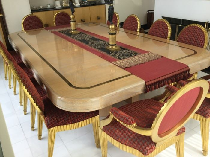 Carlton Cook Dining Table