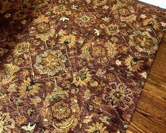 Dynomite rug!