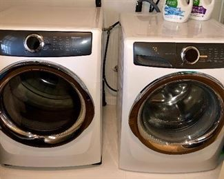 Electrolux Washer and dryer