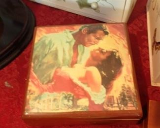 GONE WITH THE WIND BOX