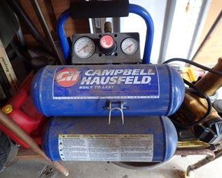 CAMPBELL HAUSFELD COMPRESSER