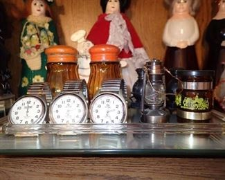 WATCHES / COLLECTABLES
