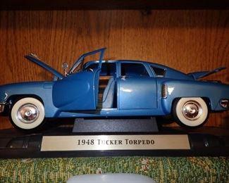 1948 TUCKER TOREPEDO CAR