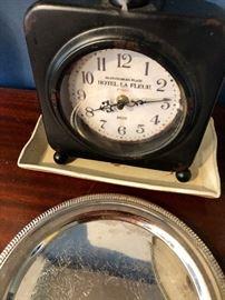 Fun battery operated clock