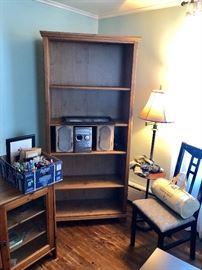 large bookcase cabinet