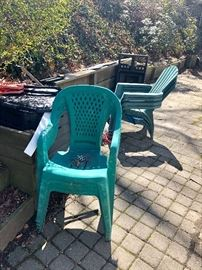 more patio chairs