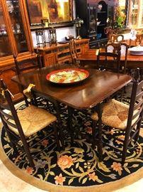 True Treasures tables