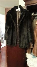 Beautiful fake fur